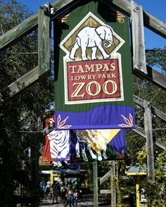 Lowry Park Zoo is renowned as one of the best in the country. The zoo doors will remain open during the RNC in Tampa next month. #GOP2012 #RNC2012