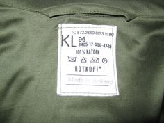 Dutch military fatigue coat WW2 era by MuddyRiverIronWorks on Etsy, $25.00