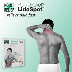 LidoSpot™ pain relieving are perfect for enhancing your patient's pain treatment plan. They contain the highest permissible amount of lidocaine (4%) without a prescription and last up to 12 hours.
