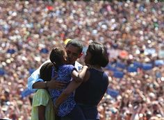 Michelle And Barack Obama Family | Obama: Hombre de Familia | Rita Casaverde