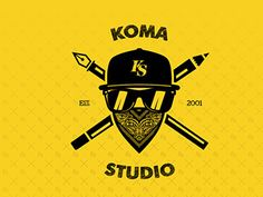 kom studio logo