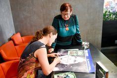 Autogramiáda v Ostravě, book signing in Ostrava