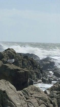 Mer déchaîné