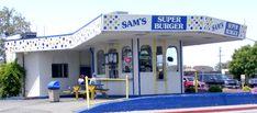 3. Sam's Giant Burgers - San Lorenzo