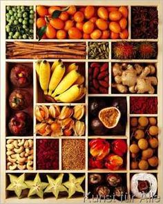 Atelier Nouvelles Images - Exotische Früchte