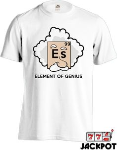 ad48314e5d5 Funny Science Shirt Gifts For Geeks Periodic Table by JackPotTees Funny  Science Shirts