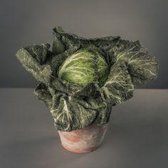 Cabbages And Nettles, Original Fine Art by Rachel. Cabbages, Textile Artists, Types Of Art, Textile Design, Fiber Art, Sculpture Art, Needlework, Textiles, Create