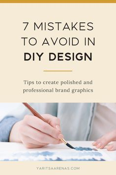 Tips to Create Polished, Professional Graphics Diy Design, Your Design, Mistakes, Improve Yourself, Polish, Graphics, Create, Tips, Vitreous Enamel