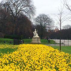Kensington Palace Gardens, London, England - photo credit: Samantha Ingarfield London England, Photo Credit, Palace, Gardens, Outdoor Gardens, Palaces, Garden, House Gardens, Castles