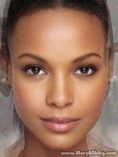 Samantha Mumba, Thandie Newton, Liya Kebede, Alicia Keys, Kerry Washington, Gabrielle Union, Kelly Rowland