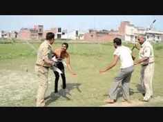 Action of Police Against Gujrat's Farmers To Evict Them From Their Own Land