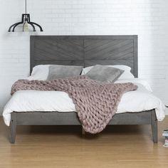 Wood Bedroom, Bedroom Furniture, Bedroom Ideas, Master Bedroom, Bedroom Inspo, Bedroom Inspiration, Dream Bedroom, Furniture Sets, Queen Bedding Sets