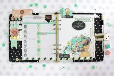 Designs by Robin: My Prima Planner Pages, Tutorial and Giveaway!