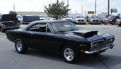 1967-68 Plymouth Barracuda