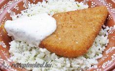 Tökéletes rántott sajt recept fotóval