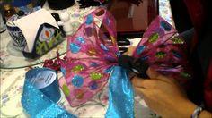 Moño para Arbol de Navidad (manualidades) - http://cryptblizz.com/como-se-hace/mono-para-arbol-de-navidad-manualidades/