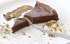 Torta al cioccolato | GoodmorningKitchen #chocolate