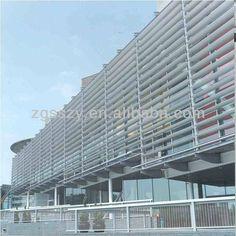 Conection 4 - Exterior/Outdoor Aluminium Vertical Blinds