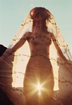 Juxtapoz Magazine - Surreal and Landscape Nude Photography by Amanda Charchian Beltaine, Amanda, Sacred Feminine, Erotic Photography, Ethereal, Photoshoot, Landscape, Pictures, Beautiful