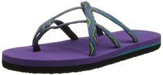 Teva Olowahu Kids Slide Sandal (Toddler/Little Kid/Big Kid) >>> Startling review available here  : Girls sandals