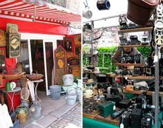 La gran guía internacional de Flea Markets- Portobello Road