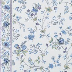 Pattern #200011H - 23 | From the Archives | Bailey & Griffin Fabric by Duralee