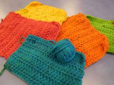 Stitching Stories - At the Camas library, a weekly crochet club bridges generational gaps
