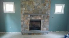 Jeff Bond Landscapes, Inc. Natural Stone Veneer, Natural Stones, Indoor Gas Fireplace, Granite Hearth, Mantle, Koi, Arch, Landscapes, Sidewalk