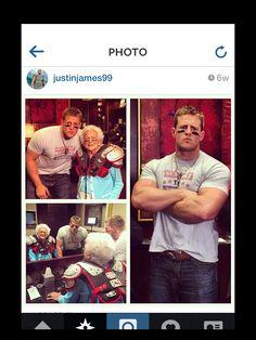 JJ Watt on Instagram