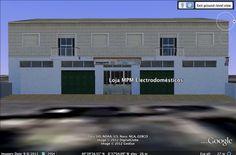 Modelação 3D da Loja MPM Electrodomésticos, em Aveiro.  Pode visitar este nosso trabalho na camada earth do google maps.