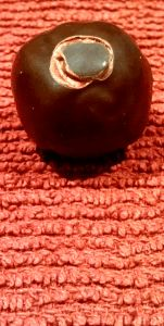 O' emboldened sphere of blood and orange, fill my veins with darkest chocolate!