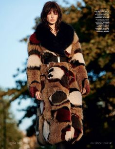 'Rodeo Drive' Anna Lund by Paolo Zerbini for Vogue Russia November 2014