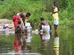 Afbeeldingsresultaat voor afrika afwassen