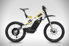 Off-Road Electric Bikes : Electric Powertrain Technology