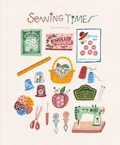 Ideas for book art painting draw Art And Illustration, Vintage Art Prints, Cute Drawings, Cute Art, Book Art, Sewing, Patterns, Artwork, Art Paintings