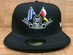 76c002443ee05 Eye on eBay  Flags 59Fifty Fitted Cap by SUPREME x NEW ERA