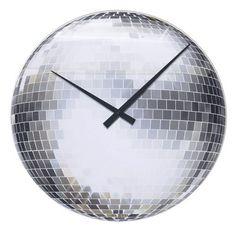 party time ; ) loving this fresh disco clock
