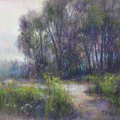 Richard McKinley - Work Zoom: Trees Mysterious