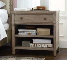 Toulouse Bedside Table | Pottery Barn
