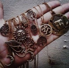 Hippie |  colguijes |  necklaces