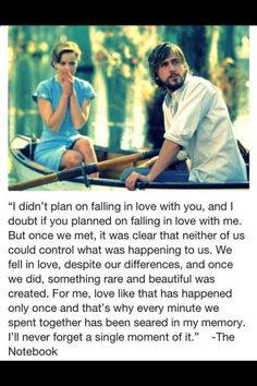 27 Trendy Quotes Love Hurts Feelings Sad My Life Notebook Movie Quotes, Quotes From The Notebook, The Notebook Scenes, Love Hurts, My Love, Inspirierender Text, Favorite Movie Quotes, Movie Quotes About Love, Sappy Love Quotes