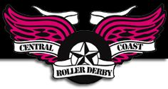 Check out the schedule for our local Roller Derby team's home bouts at www.centralcoastrollerderby.com
