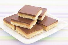 Chocolate caramel slice Raw Caramel Slice, Chocolate Caramel Slice, Caramel Fudge, Peppermint Slice, Jelly Slice, Coconut Slice, Coconut Oil, Cheesecake Toppings, Cooking Chocolate