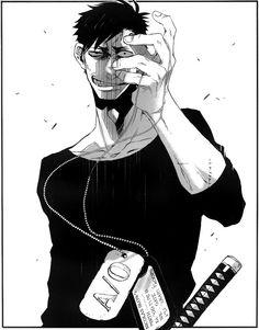 nicolas from gangsta | Re: Quels sont vos 5 persos d'anime/mangas préférés?