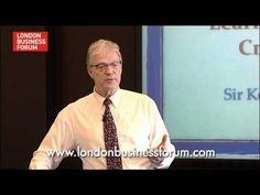 Sir Ken Robinson - Individual Creativity. He has given me a lot to think about, specially at  3:35 on the video. So true...