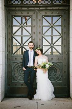 Utah State Capital Wedding // Ashlee Brooke Photography
