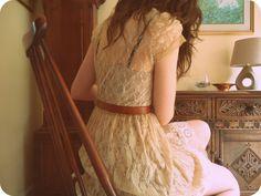 man i just love lace dresses