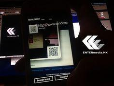 Cómo escanear códigos QR directamente desde tu Windows Phone on http://www.entermedia.mx