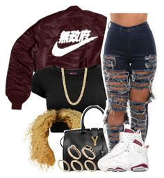 """""""Read D"""" by lulu-foreva ❤ liked on Polyvore"""
