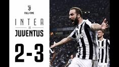 Inter Juventus 2-3 Highlights 28/04/2018 ITA